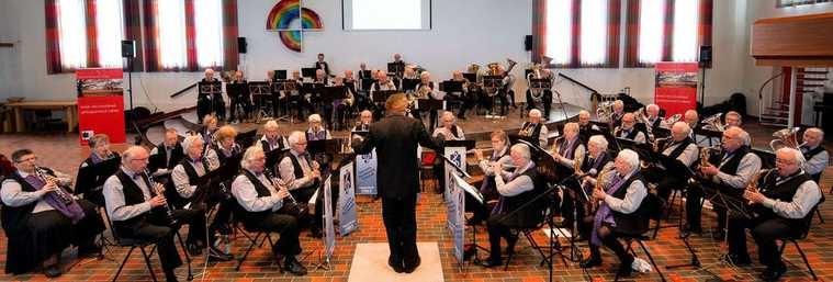 Nieuwjaarsconcert van het Drents Senioren Orkest in Assen