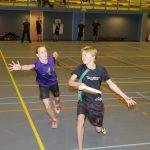 Landelijke jeugdcompetitie Ultimate frisbee in Assen