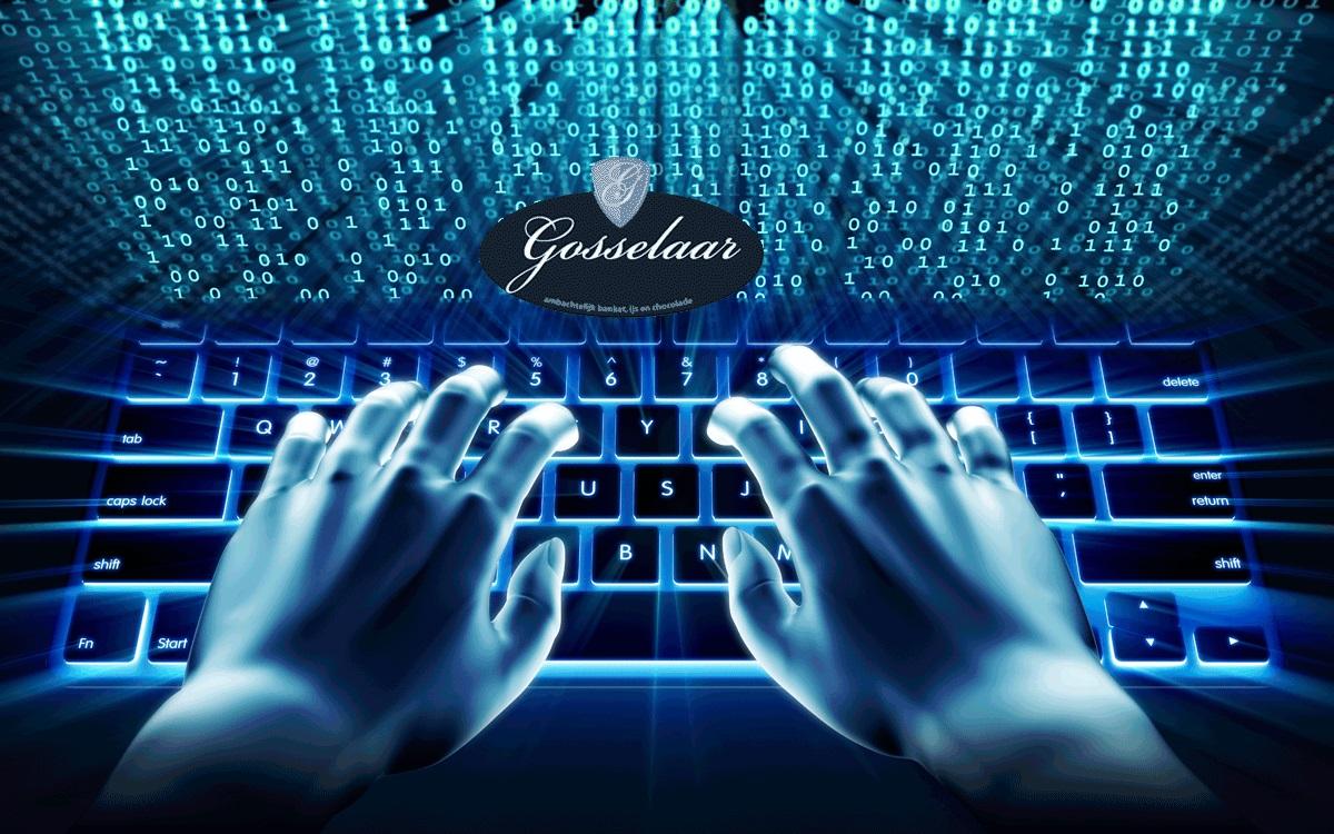 Hacker legt banketbakkerij Gosselaar aan de Nieuwenhuizen in Assen plat