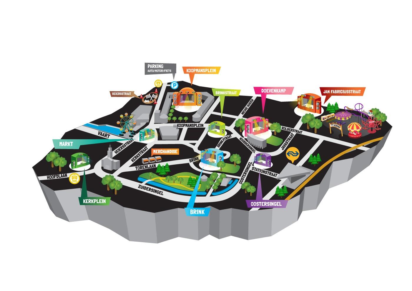 TT Festival informeert horeca over plannen 2017