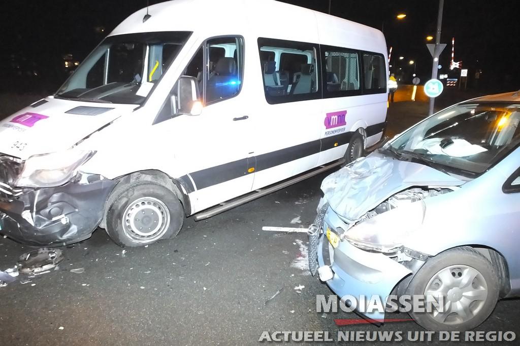 Voorrangsfout leidt tot ongeval op kruising van Port Natalweg met de Overcingellaan in Assen