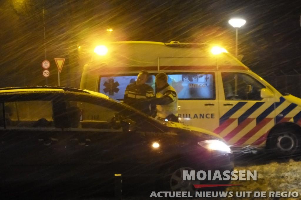 Fietser aangereden door een auto in Assen