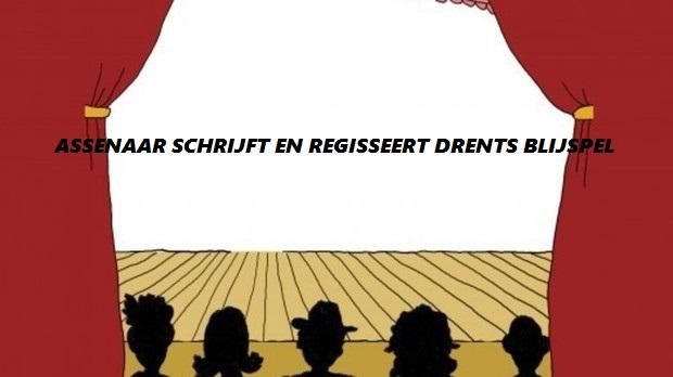 ASSENAAR SCHRIJFT EN REGISSEERT DRENTS BLIJSPEL