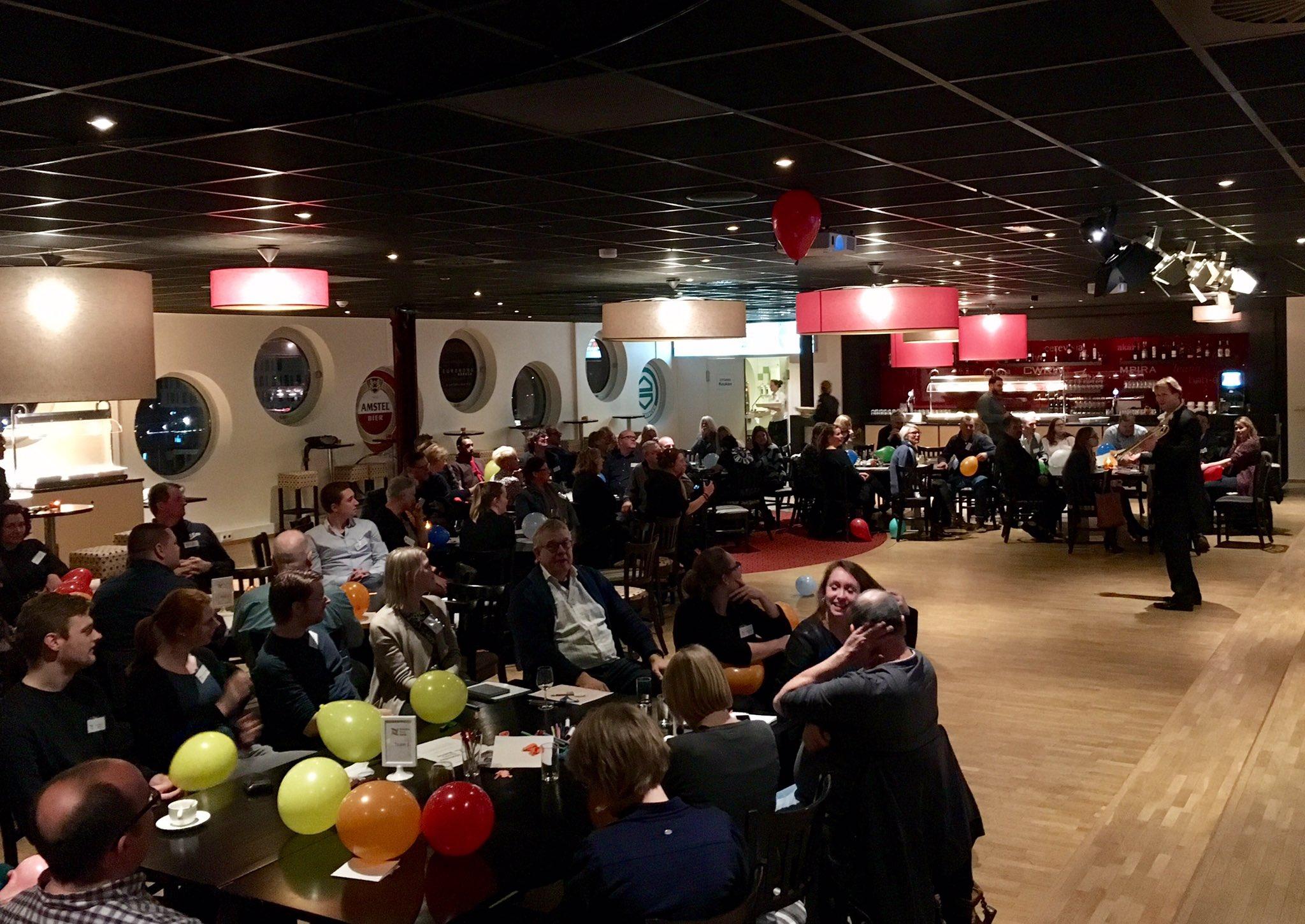 Deelnemers NoorderBaanBattle overwinnen bij FC Groningen