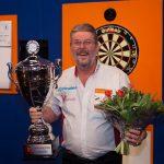 Ook dit jaar weer een mooie prijs voor een 9-darter tijdens de Dutch Open Darts in De Bonte Wever!