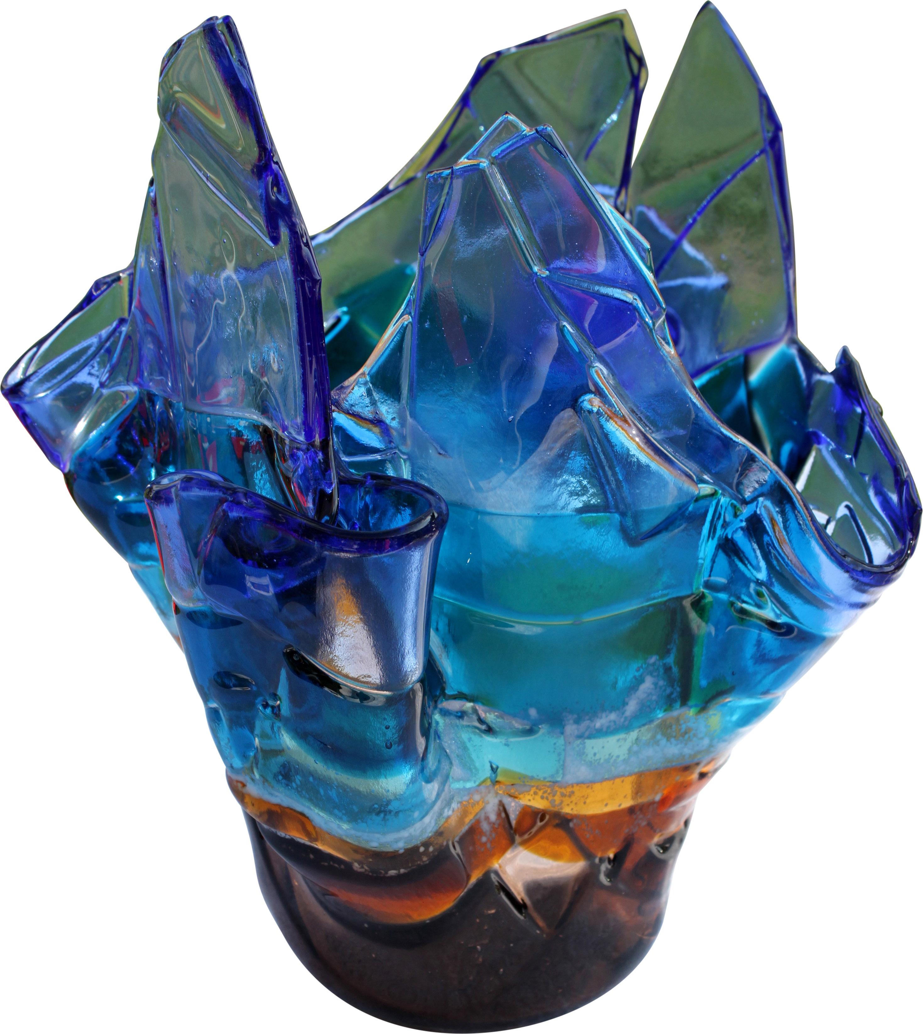 Glaskunstenaar Marjan Witte exposeert bij Trainhuis Assen