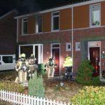 Woningbrand Gasselternijveen buurman redt bewoner met ladder