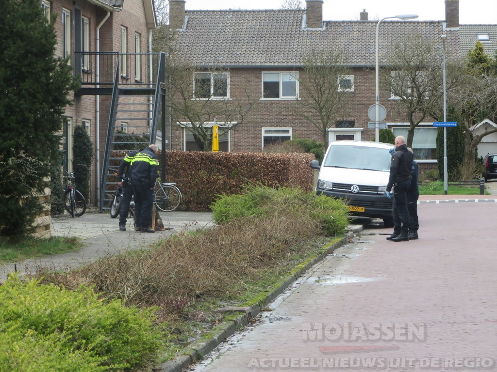 De rechtbank Assen eist negen jaar cel voor poging tot moord