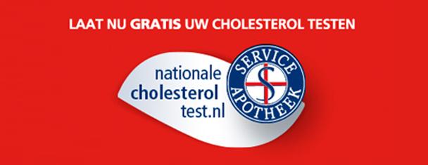 KOM NAAR APOTHEEK THEMMEN: en laat gratis je cholesterol testen!!!
