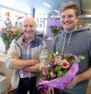 Bloemenwereld bij Warenhuis Vanderveen Assen