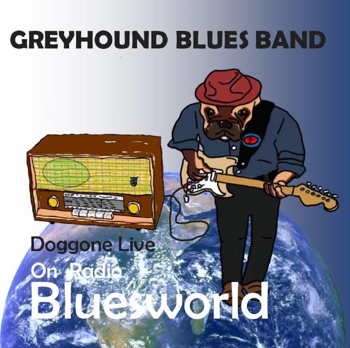 Greyhound Bluesband brengt nieuwe cd