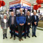 Bevrijdingsconcert opent mini-expositie bij Vanderveen