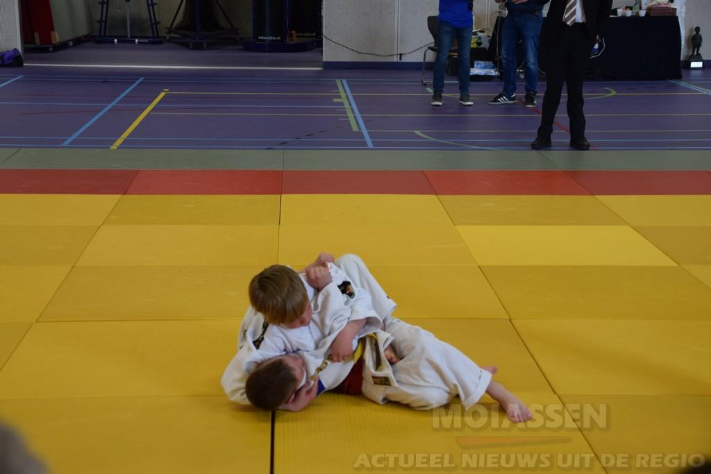De 40ste Bartje Judotoernooi in Assen