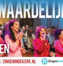 Vrijdag 12 mei concert van Favor in Het Noorderlicht GKV Assen Peelo