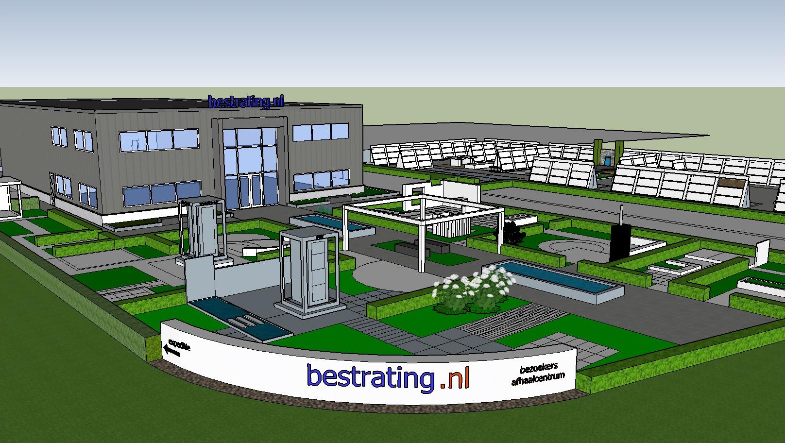 Bestrating.nl verhuist vanaf 8 april naar een nieuwe locatie aan de Korenmaat 18 in Assen.