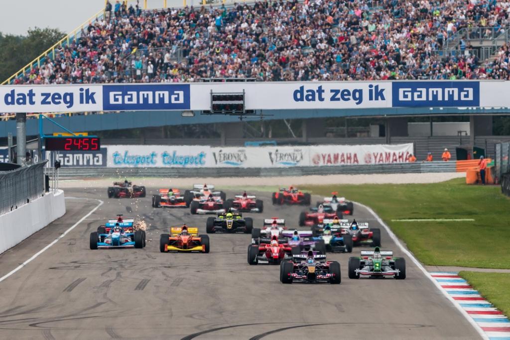 AVIA wordt sponsor van GAMMA Racing Day