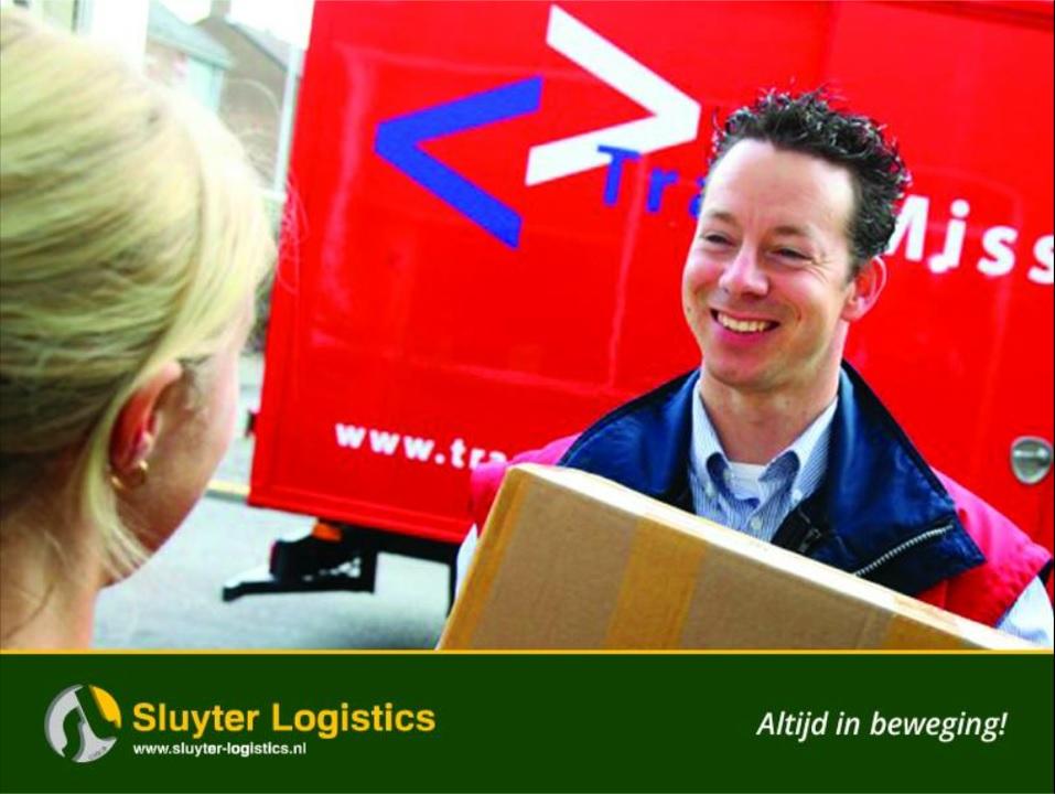 Sluyter Logistics Assen nu ook afgiftepunt voor pakketten