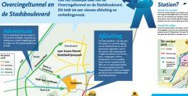 Nieuwe omleiding vanaf 1 mei voor auto's en fietsers