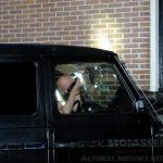 Mercedes Benz G Klasse botst tegen een gebouw aan de Javastraat in centrum Assen