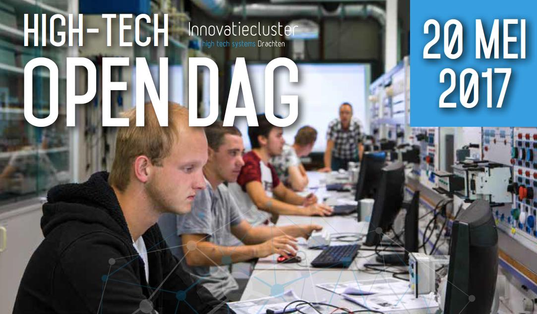 Open dag bij high tech bedrijf Resato