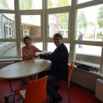 Mooie samenwerking Drenthe College en OBS De Heksenketel