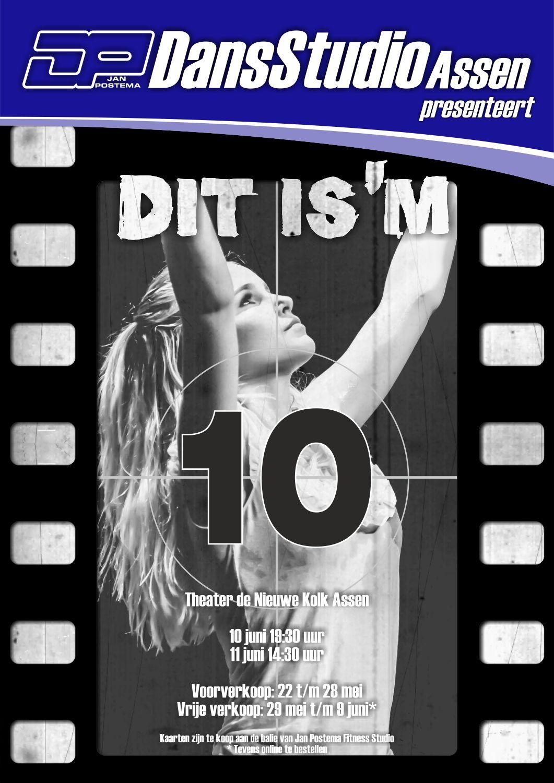"""Jan Postema DansStudio presenteert 17 en 18 juni:De dansvoorstelling """"We Are One"""""""