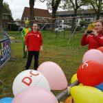"""Studenten Drenthe College zetten Havelte in """"rep en roer"""""""