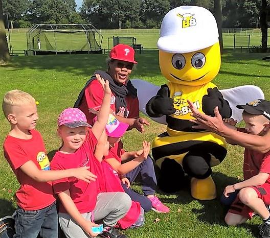Landelijke BeeBalldag bij S.C. The Pioneers in Assen