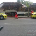 Ongeval bij de Steile Wand op het terrein van het TT Festival