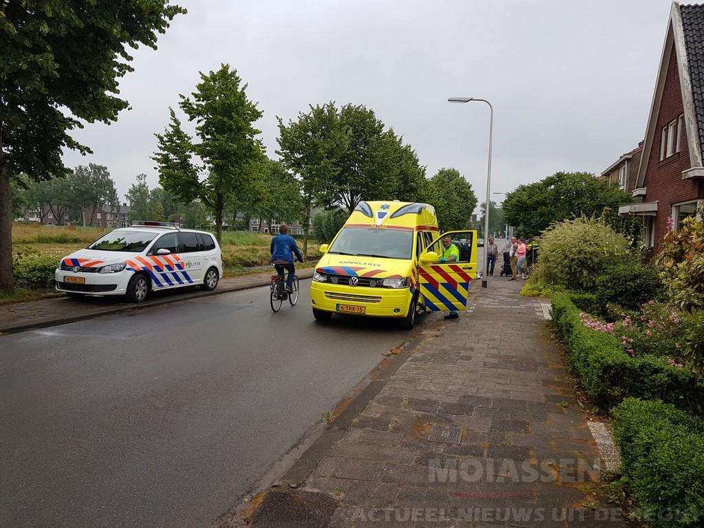 Automobilist rijdt door na aanrijden kind in Assen-Oost