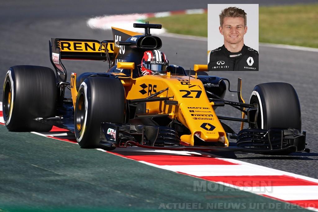 FI-coureur Nico Hülkenberg komt naar GAMMA Racing Days 2017 Assen