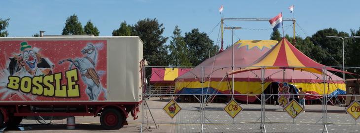 Twee weken circus in de gemeente Aa en Hunze!