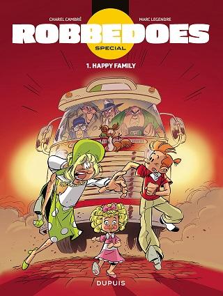 Vlaamse illustrator signeert nieuwste Robbedoes bij Bruna Vanderveen
