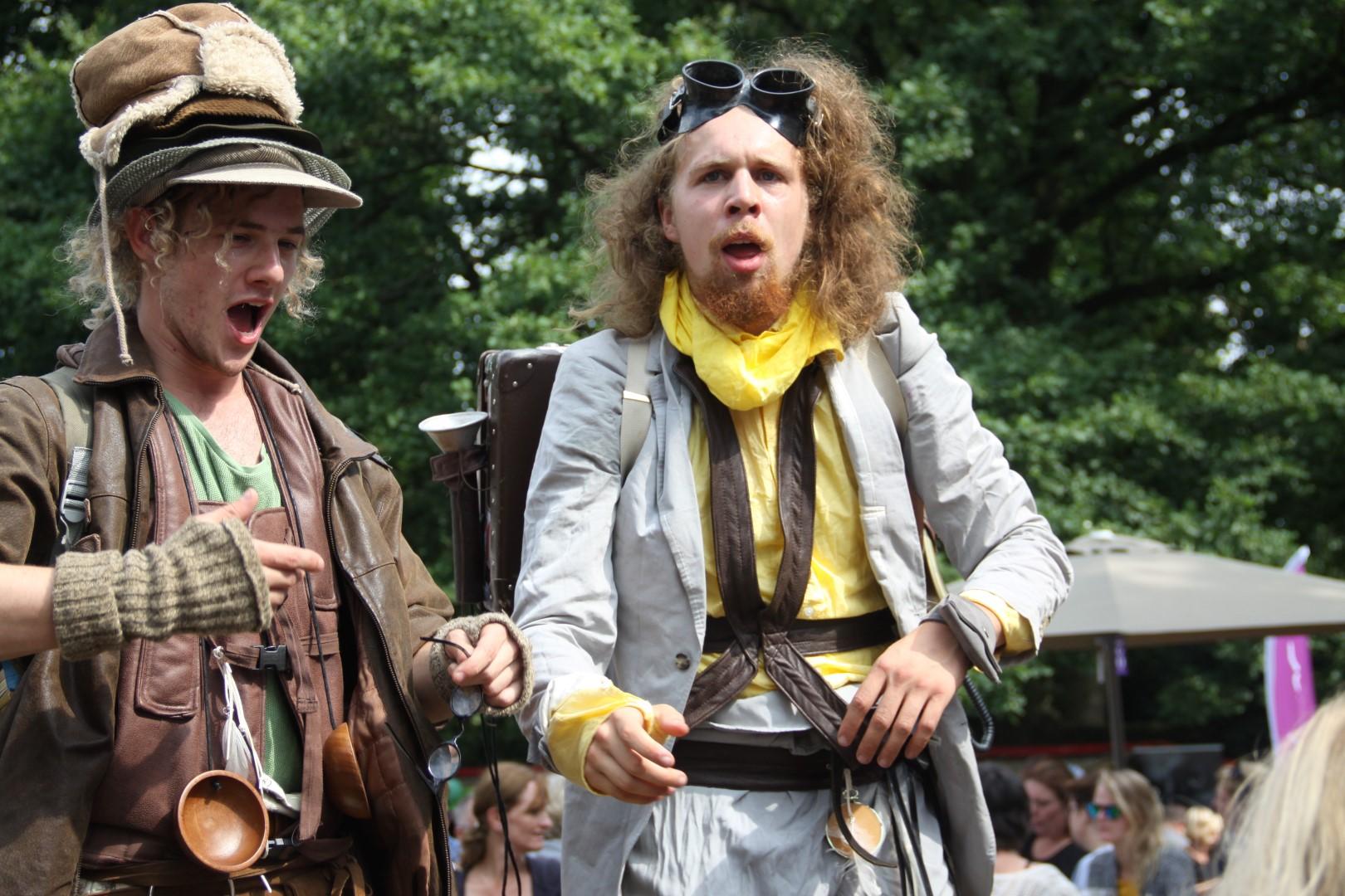 Festival Zomerzinnen is méér dan alleen literatuur en muziek.