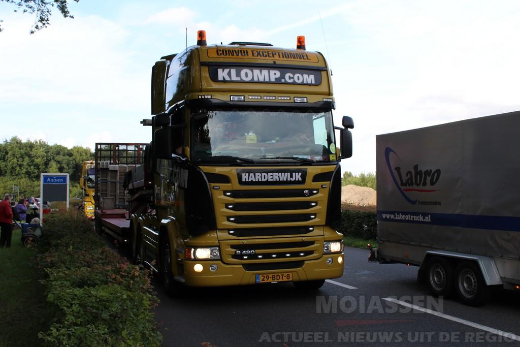 Transportwereld komt aan in Assen voor de 37e editie van het Truckstar Festival
