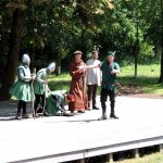 ROBIN HOOD DIT WEEKEND IN ASSER BOS