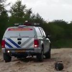 Explosief uit Kanaal Assen tot ontploffing gebracht