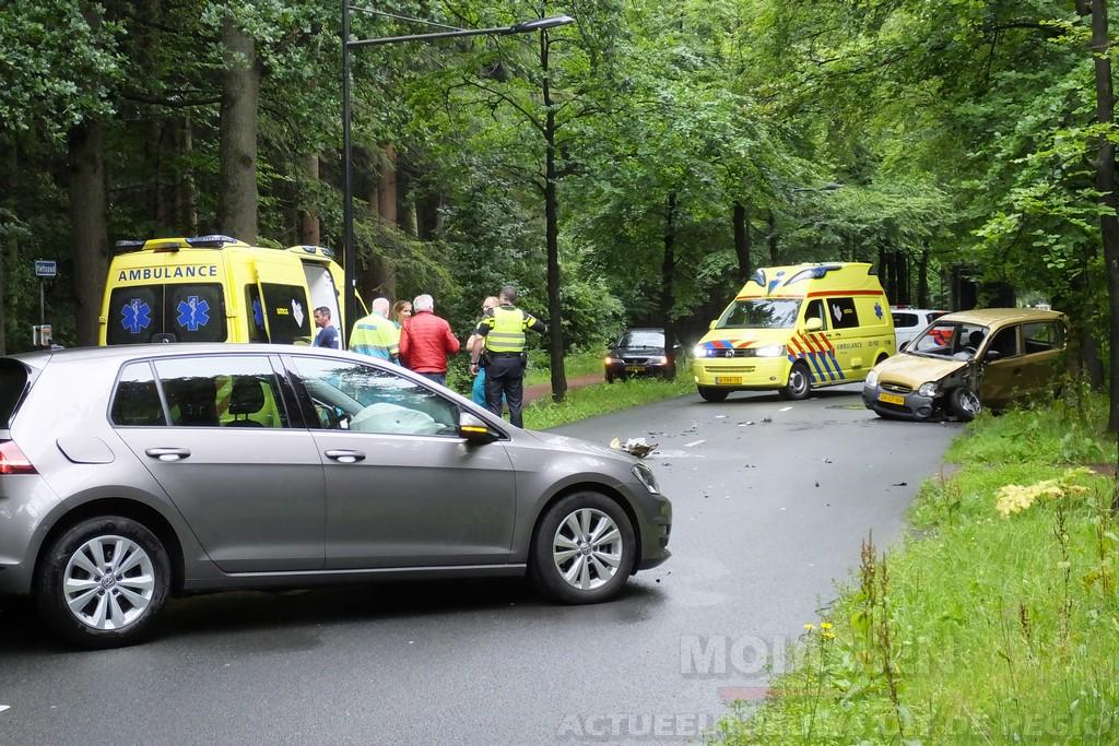 Beschonken Assenaar aangehouden na ongeval op Hoofdlaan in Assen