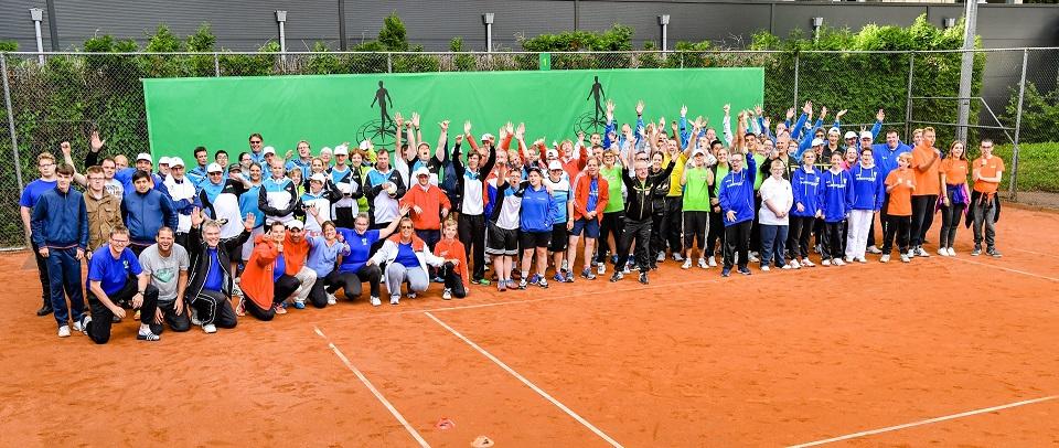 NK G-tennis bij ATV De Hertenkamp groot succes, dat smaakt naar meer!