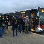 Extra bussen voor bezoekers Truckstar Festival