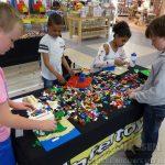 Voorrondes NK Lego bouwen bij Intertoys Vanderveen