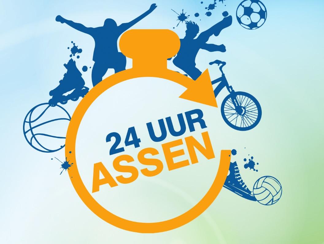 13 verenigingen doen mee met de eerste 24-uur van Assen!