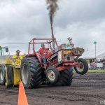 Ronkende tractoren in Hooghalen