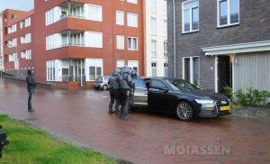 Arrestatie houdt man aan bij inval in woning Kloosterveen in Assen