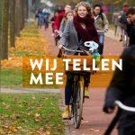 Ook Drenthe doet mee aan de FietsTelweek: groter dan ooit!