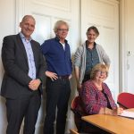 Samenwerkingsovereenkomst Koploperproject getekend