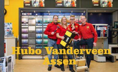 Hubo Vanderveen werkt samen met de brandwondenstichting