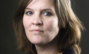 Marijke Schermer, Bennie Roeters en biografe Petra Teunissen in Amen