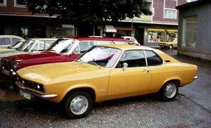 De Opel Manta, kent u hem nog?!