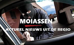 Inbraak in auto Balkenweg Assen